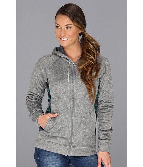 PUMA Ess Gym Graphic Jacket Medium Grey Heather - 6pm.com