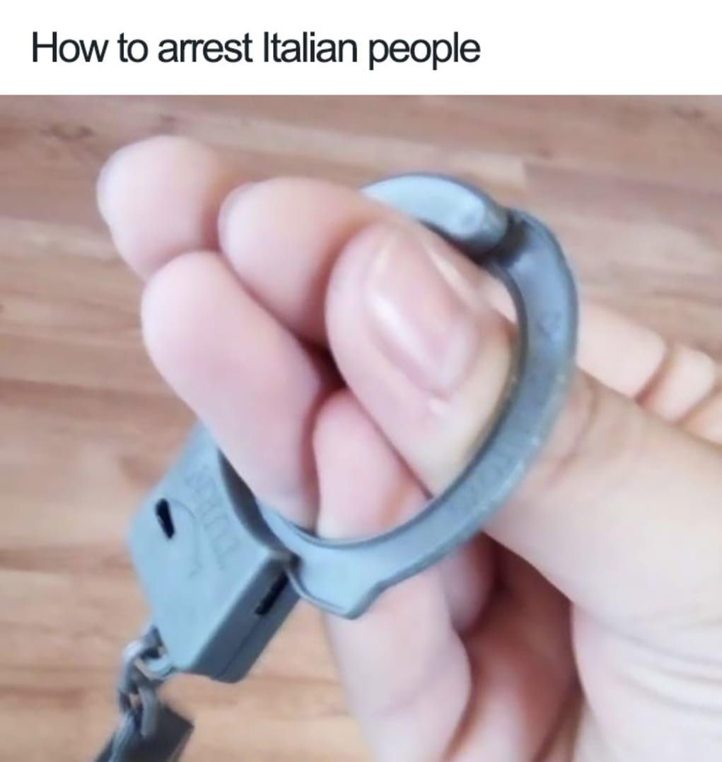Latest Funny Imagenes 20 Memes About Italians That Are Absolutely Hilarious 20 Memes About Italians That Are Absolutely Hilarious | BlazePress 10