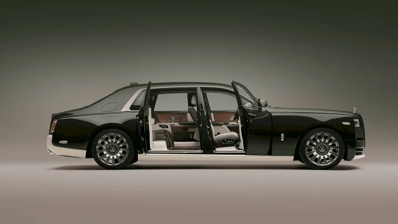 43+ Rolls royce phantom oribe inspiration