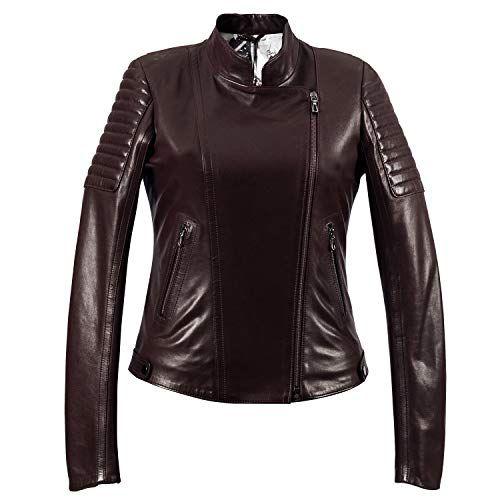 702a04ecef9de New Leather Jacket Women Plus Size Regular - Real Premium Lambskin Leather  Jacket