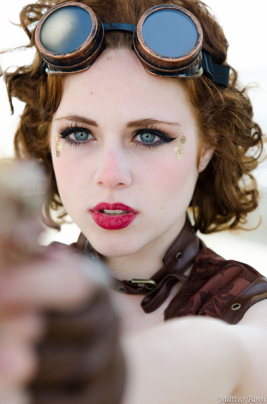 24 Most Refined And Visually Stimulating Steampunk Women