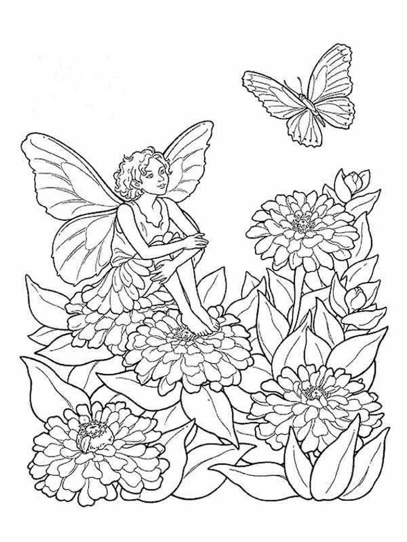 precious moments faerie coloring pages google search coloring