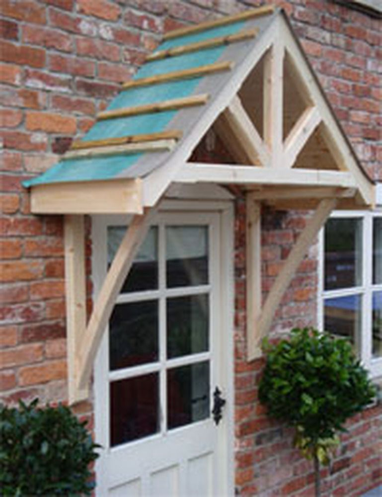 Cottage Awnings Google Search Front Door Overhang Roof Entrance