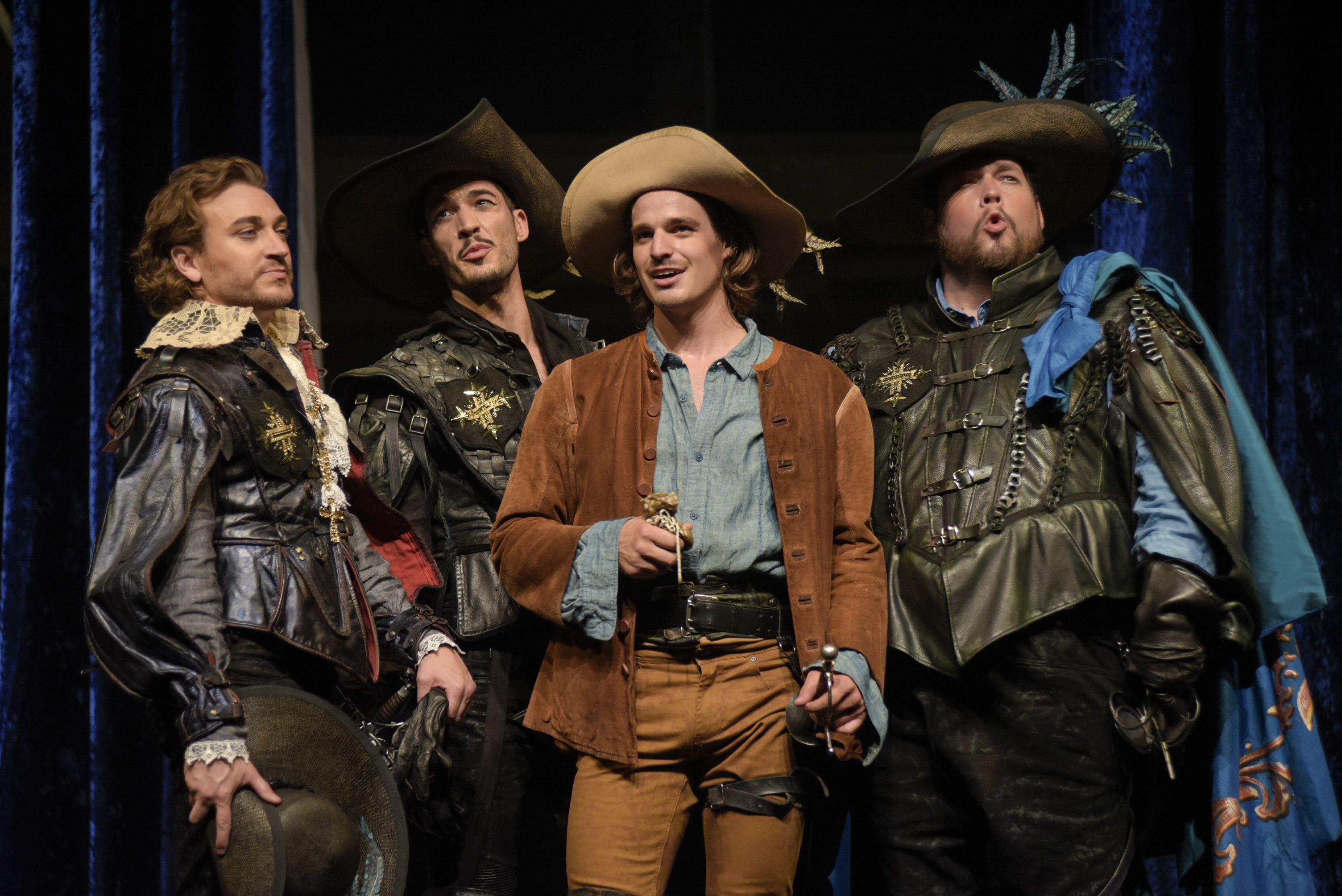 Les Trois Mousquetaires - Théâtre du Nouveau MondeThéâtre du Nouveau Monde