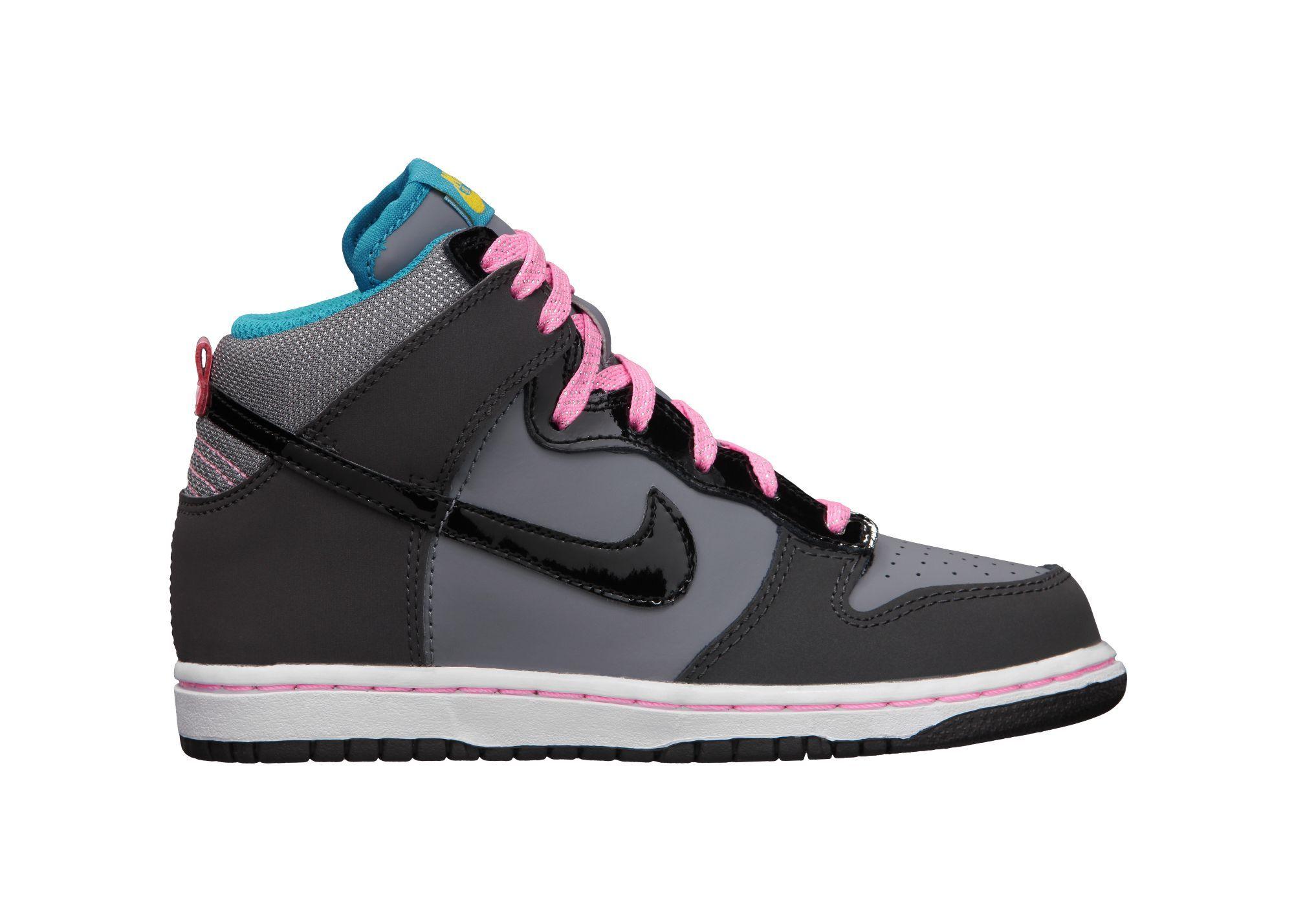 009 Nike 35y 7y a Meisjesschoen Shoes 380647 Dunk Fab High rPqPvwUY