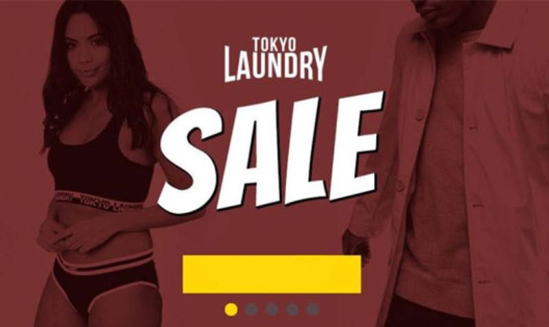 30 Off Promo Code At Tokyo Laundry Discount Sale Tokyo Deal Promo