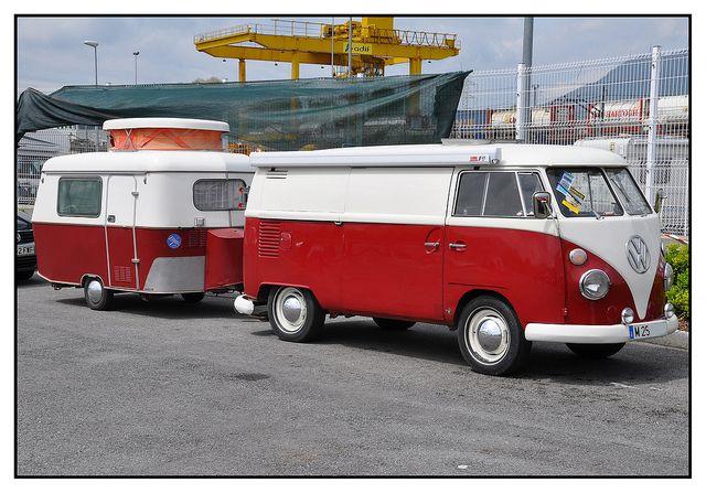 VW COMBI + ERIBA