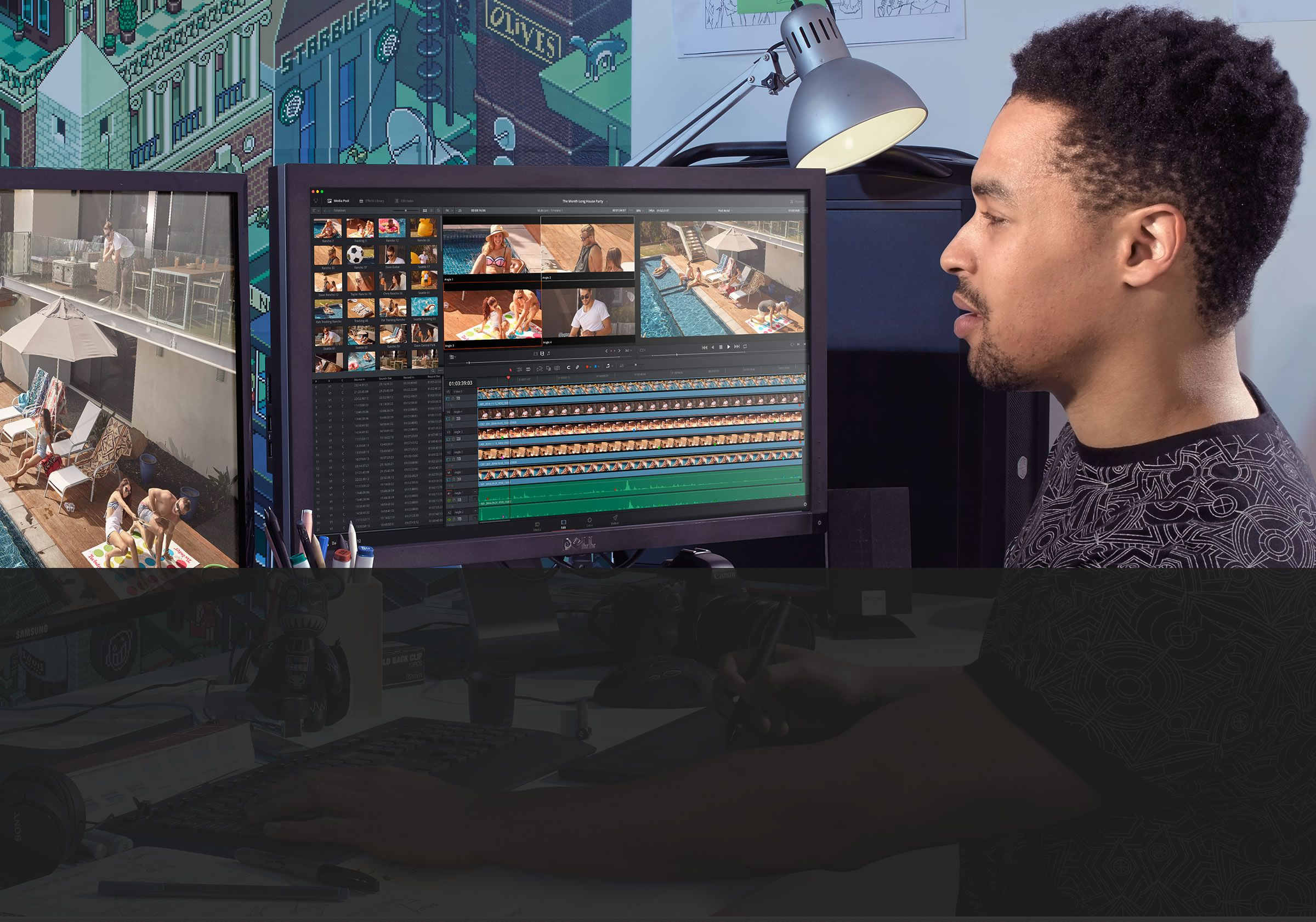 Blackmagic Design Davinci Resolve 12 Workflow Blackmagic Design Davinci Resolve 12 Workflow