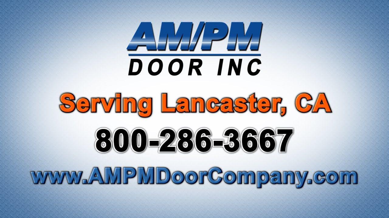 Lancaster Garage Door Remote Control Spring Opener Repair Service