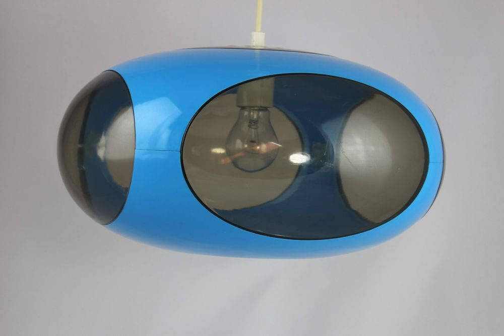 seltene original 70er jahre ufo lampe design luigi colani designerklassiker lampen. Black Bedroom Furniture Sets. Home Design Ideas
