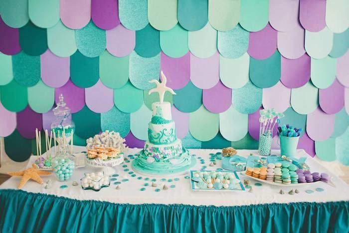 sea birthday party