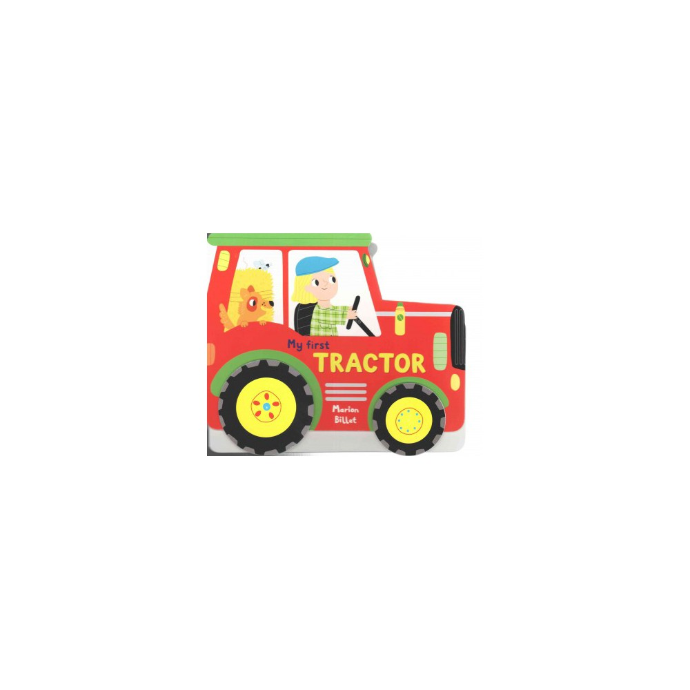 My First Tractor (Illustrated) (Hardcover)