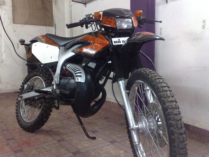 Modified Yamaha Rx100 By Khalidaro With Images Yamaha Rx100