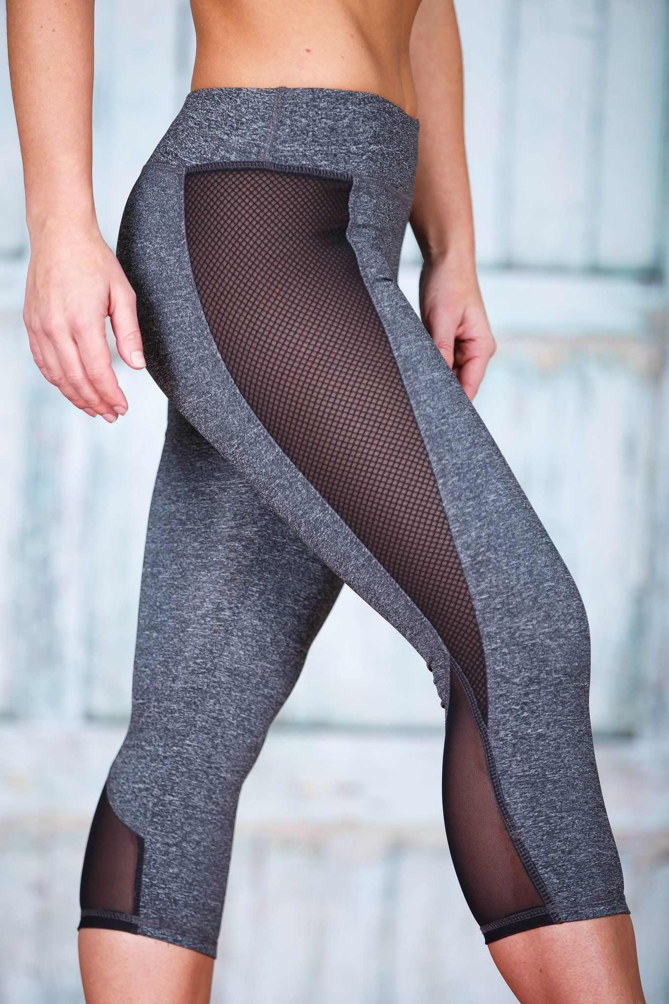 cd6439c38a9699 Don't Mesh with Me Cropped Gym Pants | Fitness Motivation | Workout ...