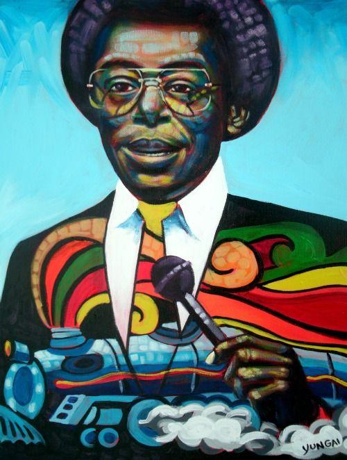 Mr. Don Cornelius by Muhammad Yungai