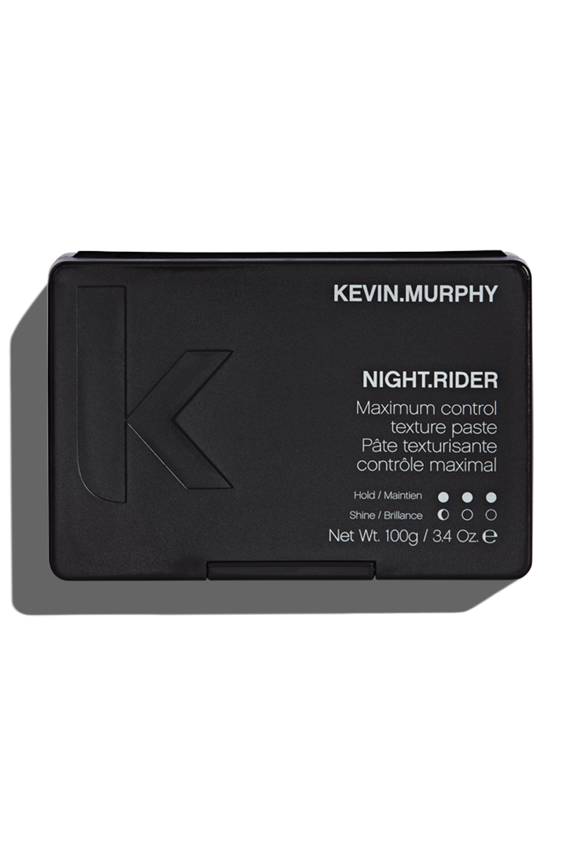 Night Rider Kevinmurphy Com Au Strong Hold Delivers A Rough Matte Texture Helps Seal In Moisture Boosts S In 2020 Kevin Murphy Kevin Murphy Hair Products Rider