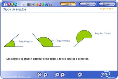 Blog De Los Ninos Rectas Y Angulos Angulos Matematicas Matematicas Para Ninos Matematicas