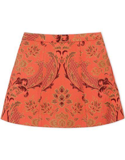 ALICE + OLIVIA Mini Skirt. #alice+olivia #cloth #skirt