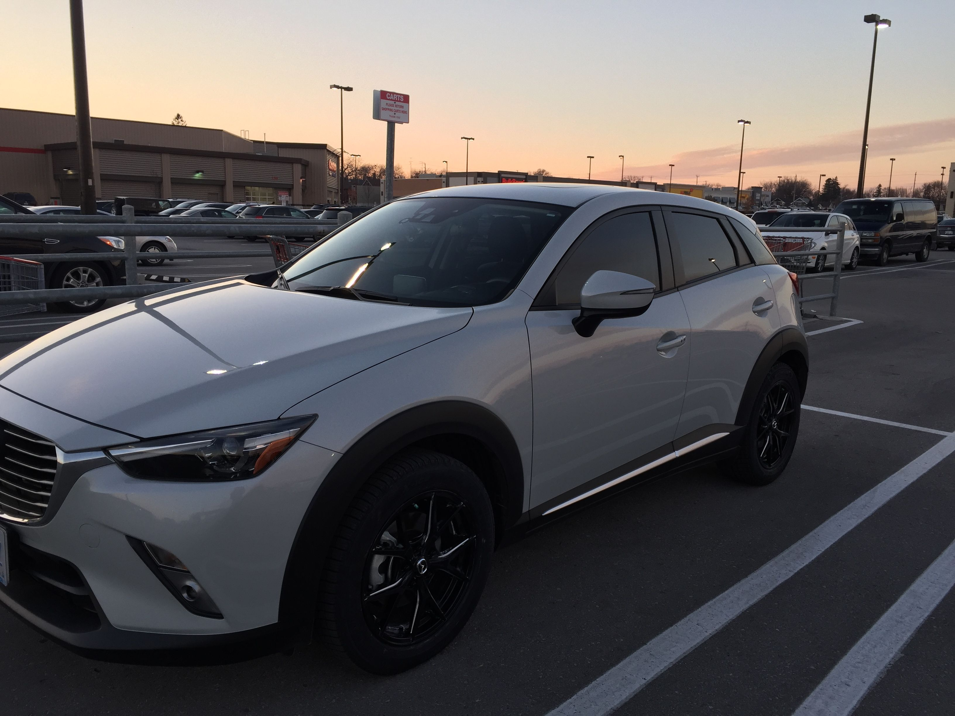 five press cx rack the days northern roof crossover with colorado mazda awd