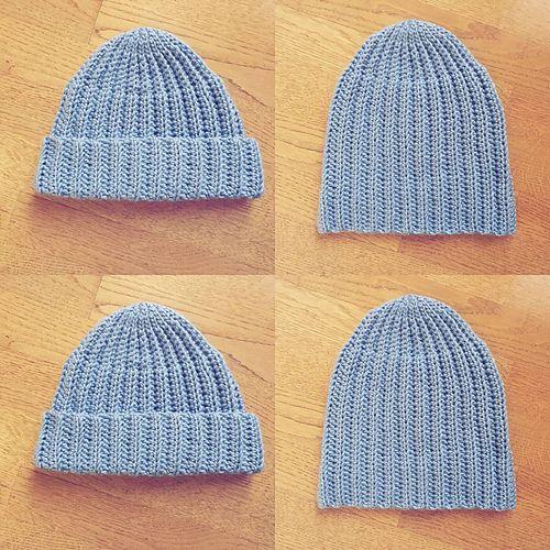 Ravelry: LBK63's Modified Crochet Seafarer's Cap