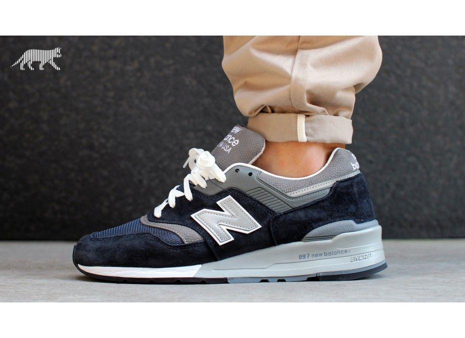 New Balance m997nv *USA* (Navy)