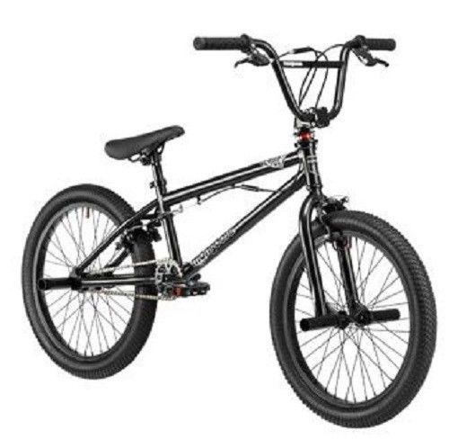 Boy Mongoose Bmx Bike 20 Freestyle Bicycle Aluminum Lightweight