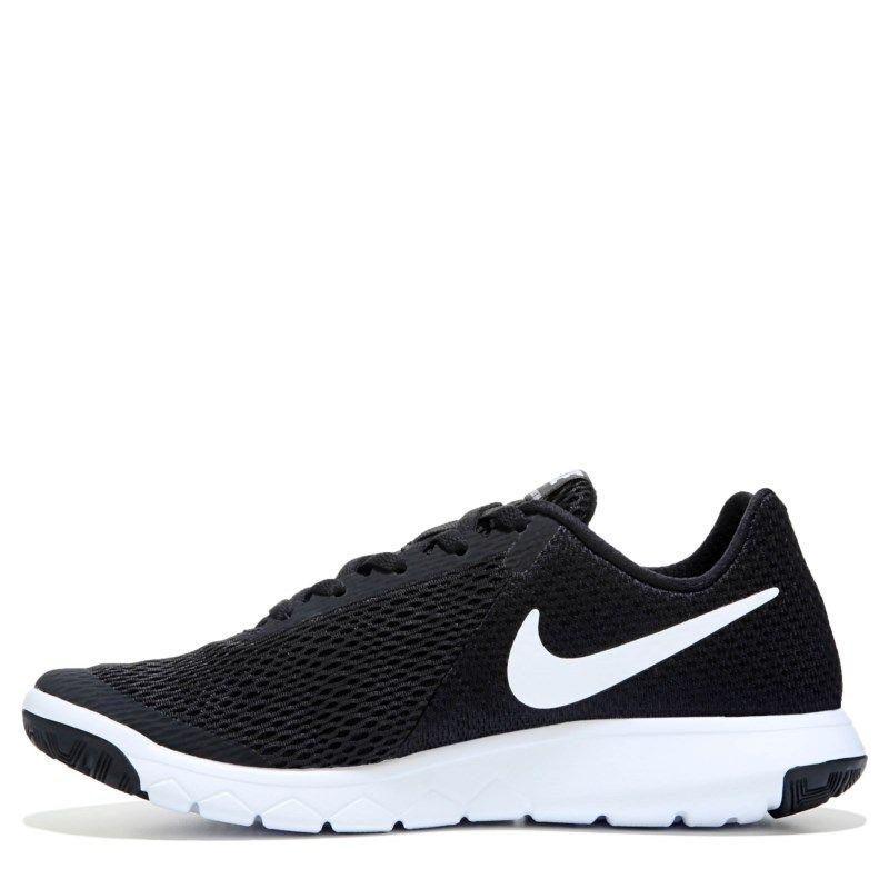 ce59929ed27d Nike Women s Flex Experience RN 6 Running Shoes (Black White)