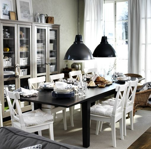 Ikea hemnes salon szukaj w google ikea - Ikea muebles de salon comedor ...