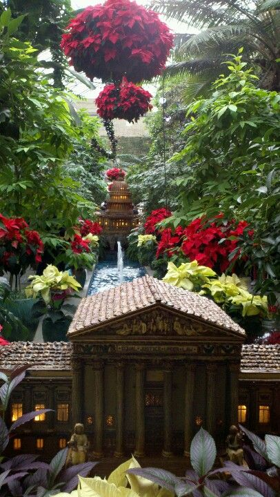 Christmas At The Us Botanical Garden In Dc Absolutely Breathtaking Joyous Solstice Merry
