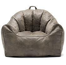 Surprising Big Joe Large Hug Bean Bag Chair Cement Products Bean Squirreltailoven Fun Painted Chair Ideas Images Squirreltailovenorg
