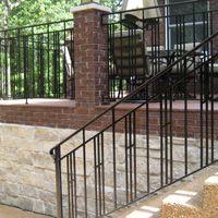 company for custom outdoor railing