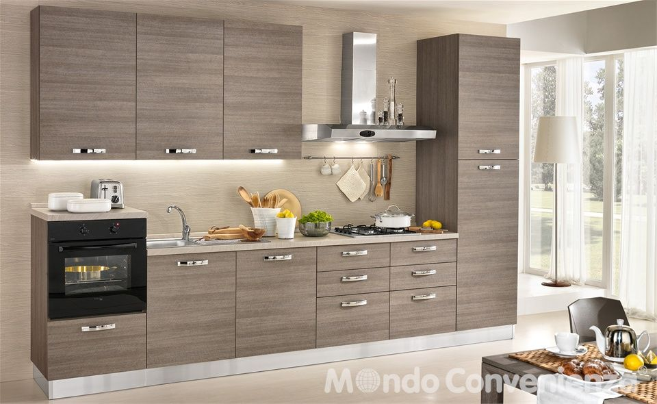 Cucina Stella - Mondo Convenienza | Home | Pinterest | Kitchens ...