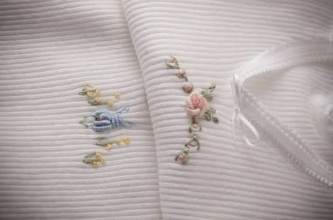 6998ac83b06a hand embroidered baby singlets - Google Search