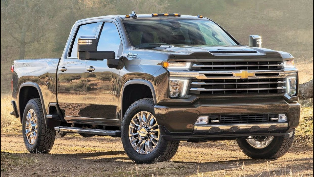 All You Need To Know About 2020 Chevrolet 2500 High Silverado Hd