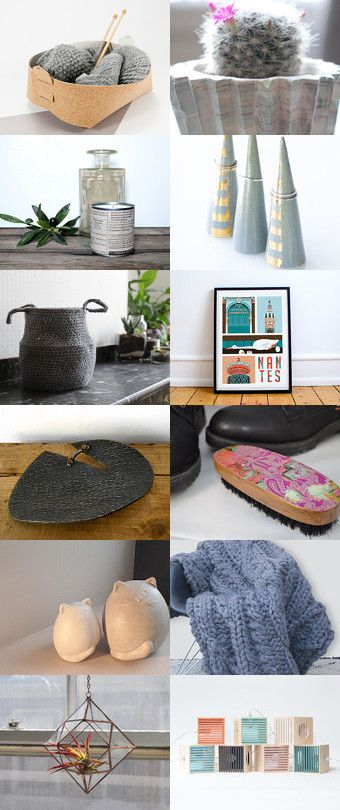 Objet déco dintérieur by prisca on etsy pinned with treasurypin