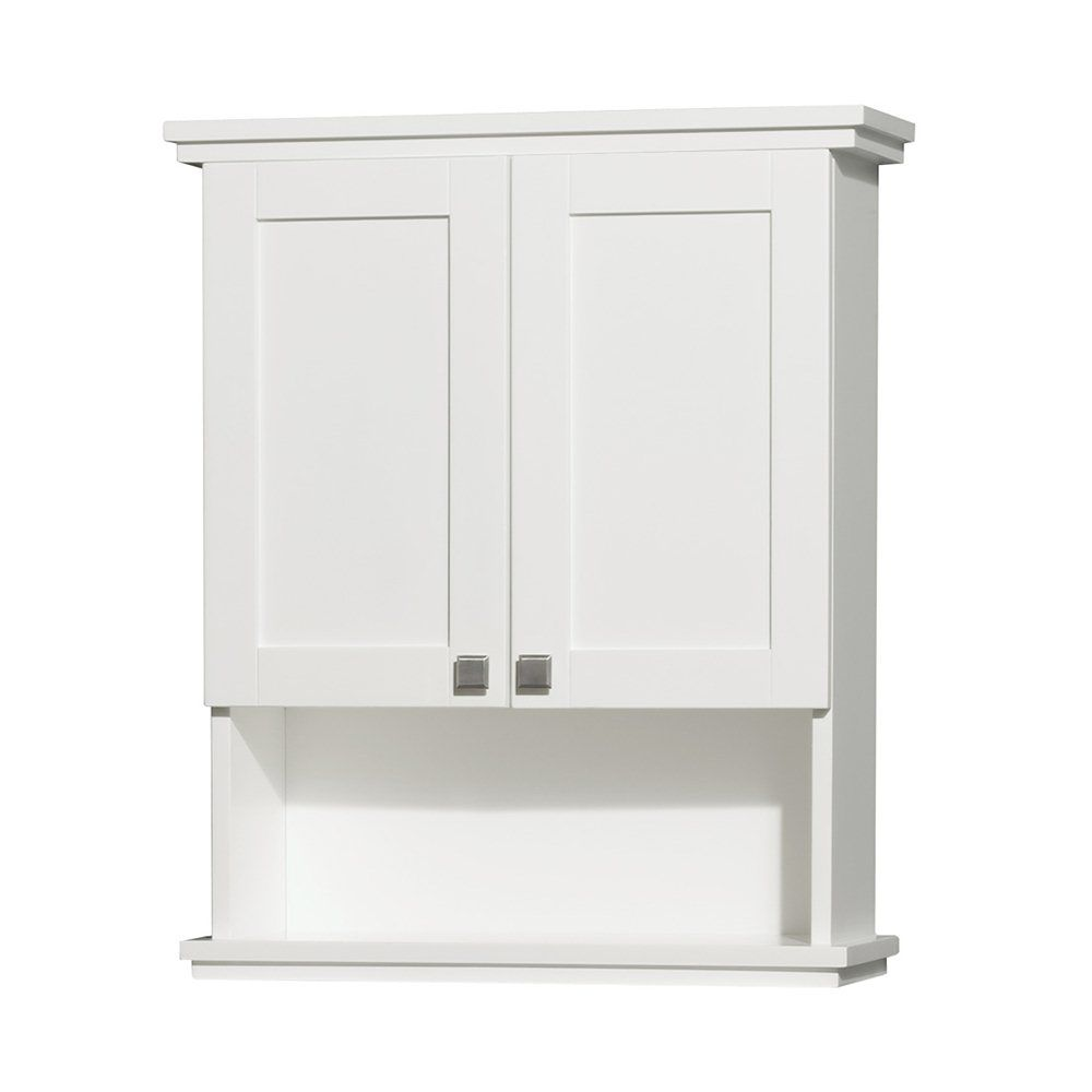 Wyndham Collection Wcv8000wc Acclaim Wall Cabinet Wall