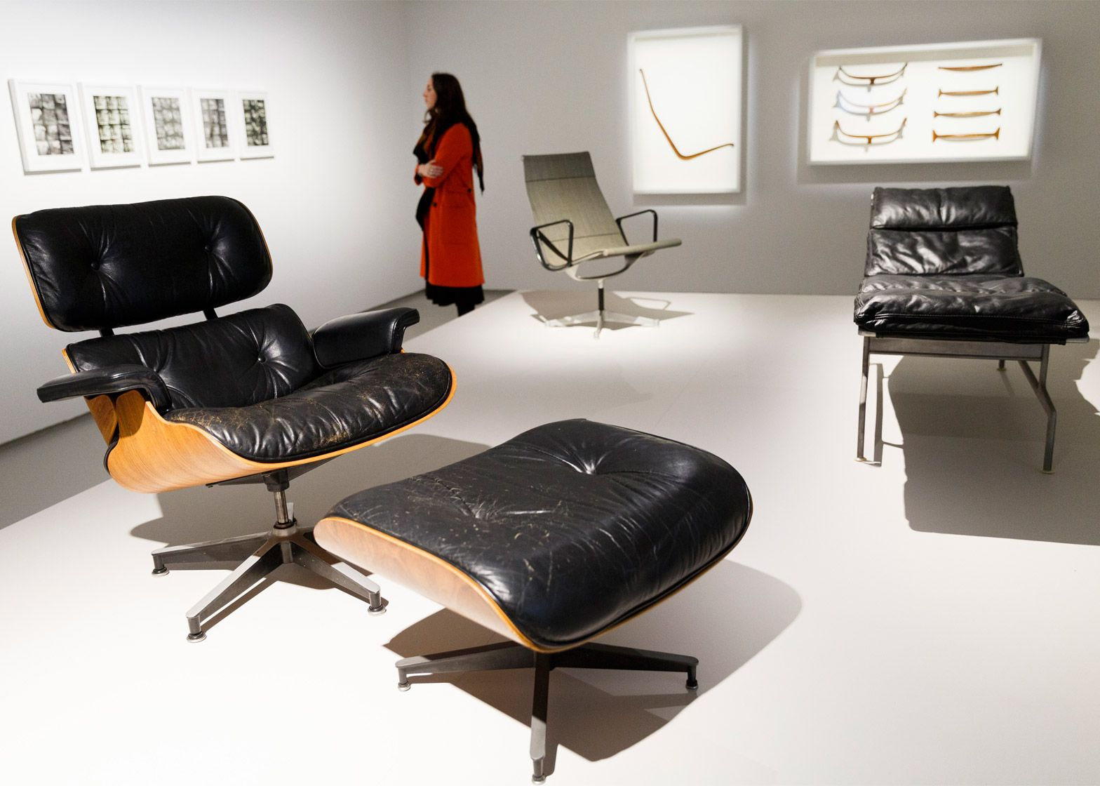 The World of Charles and Ray Eames exhibition has opened at the Barbican.