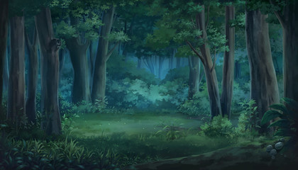 Search Results For Fantasy Forest Anime Background Anime Scenery Wallpaper Anime Scenery