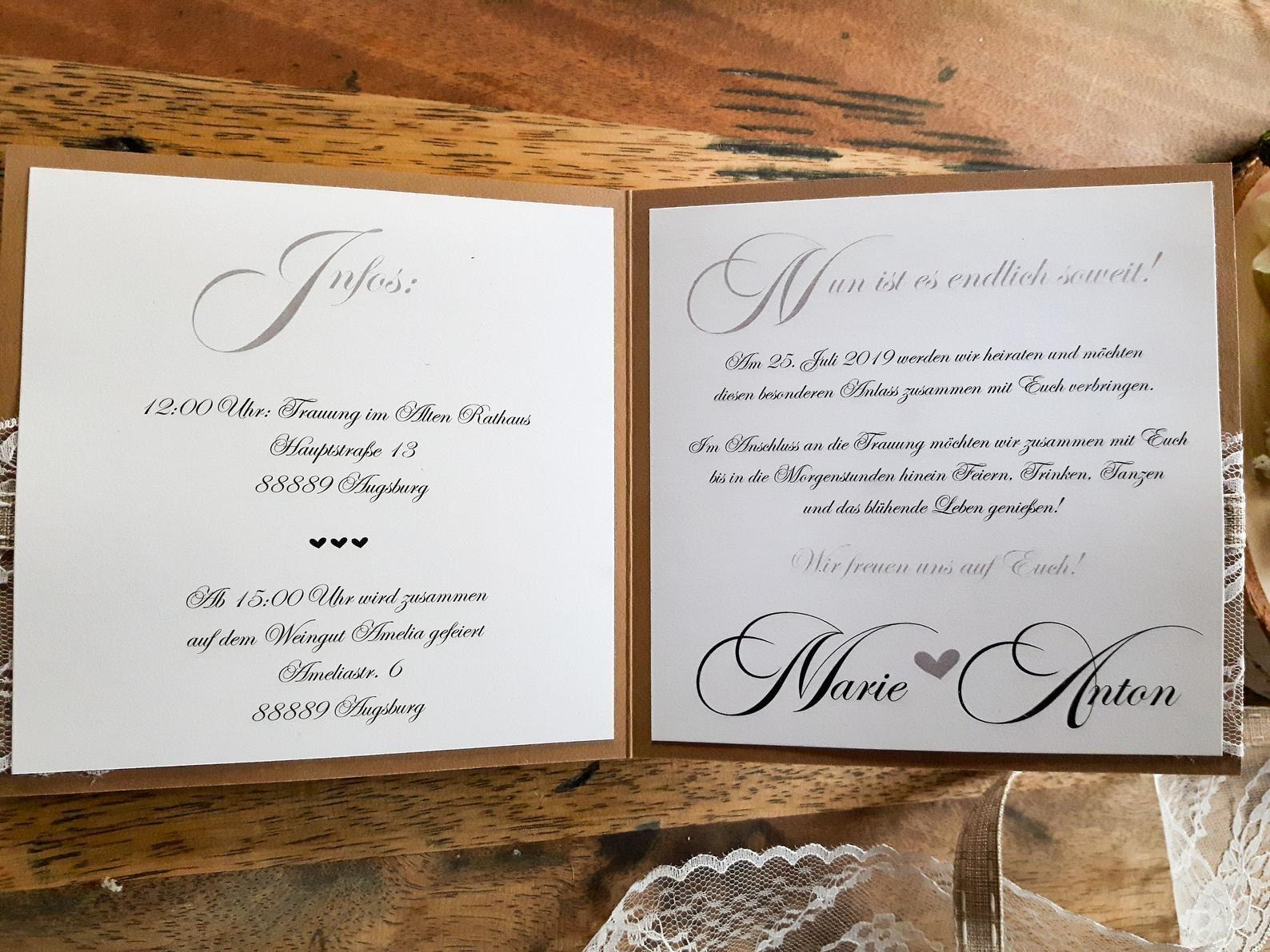 Wedding Invitation Vintage Wedding Invitation Invitation Card Wedding Cards Wedding Papeterie Boho Lace Kraft Paper Dream In 2020 Wedding Invitation Cards Wedding Cards Vintage Wedding Invitations
