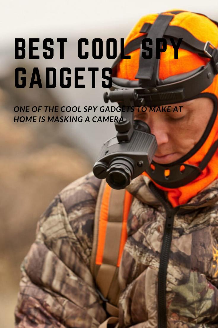 BestCoolSpyGadgets in 2020 Spy gadgets, Cool stuff, Spy