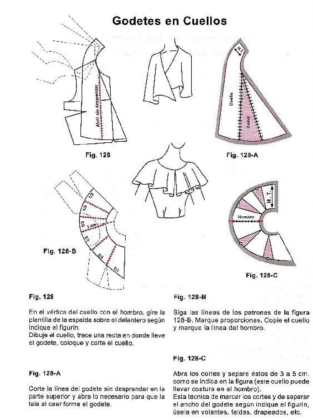Corte de alta costura cyc   Patrones   Pinterest   Alto, Costura y ...