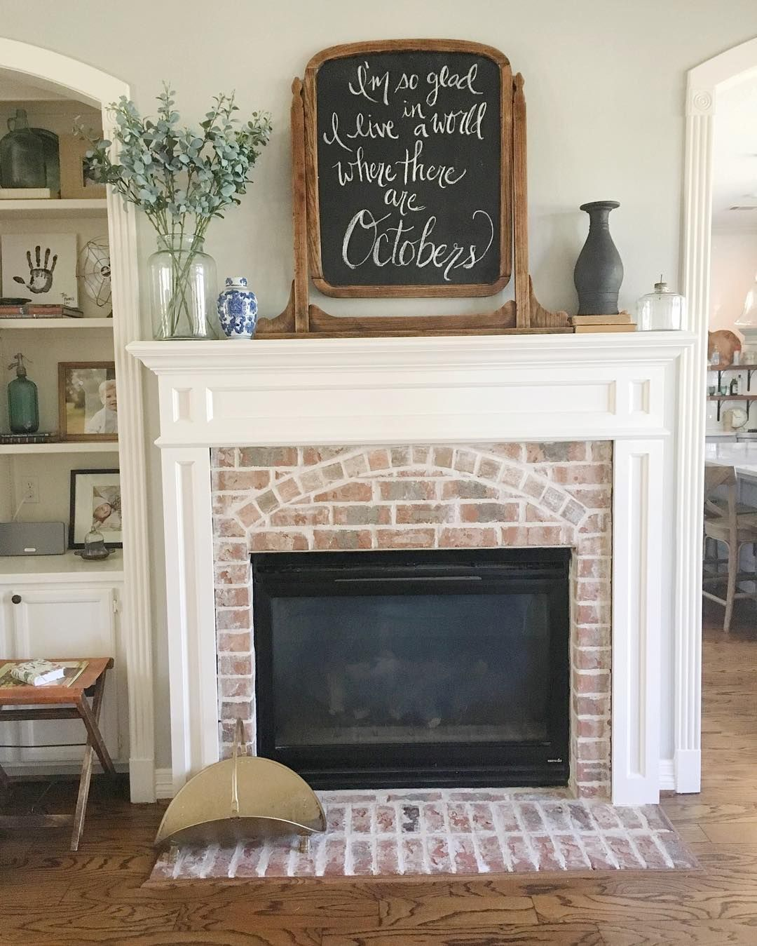 Pin By Michelle Hawkins On Fireplace Surround In