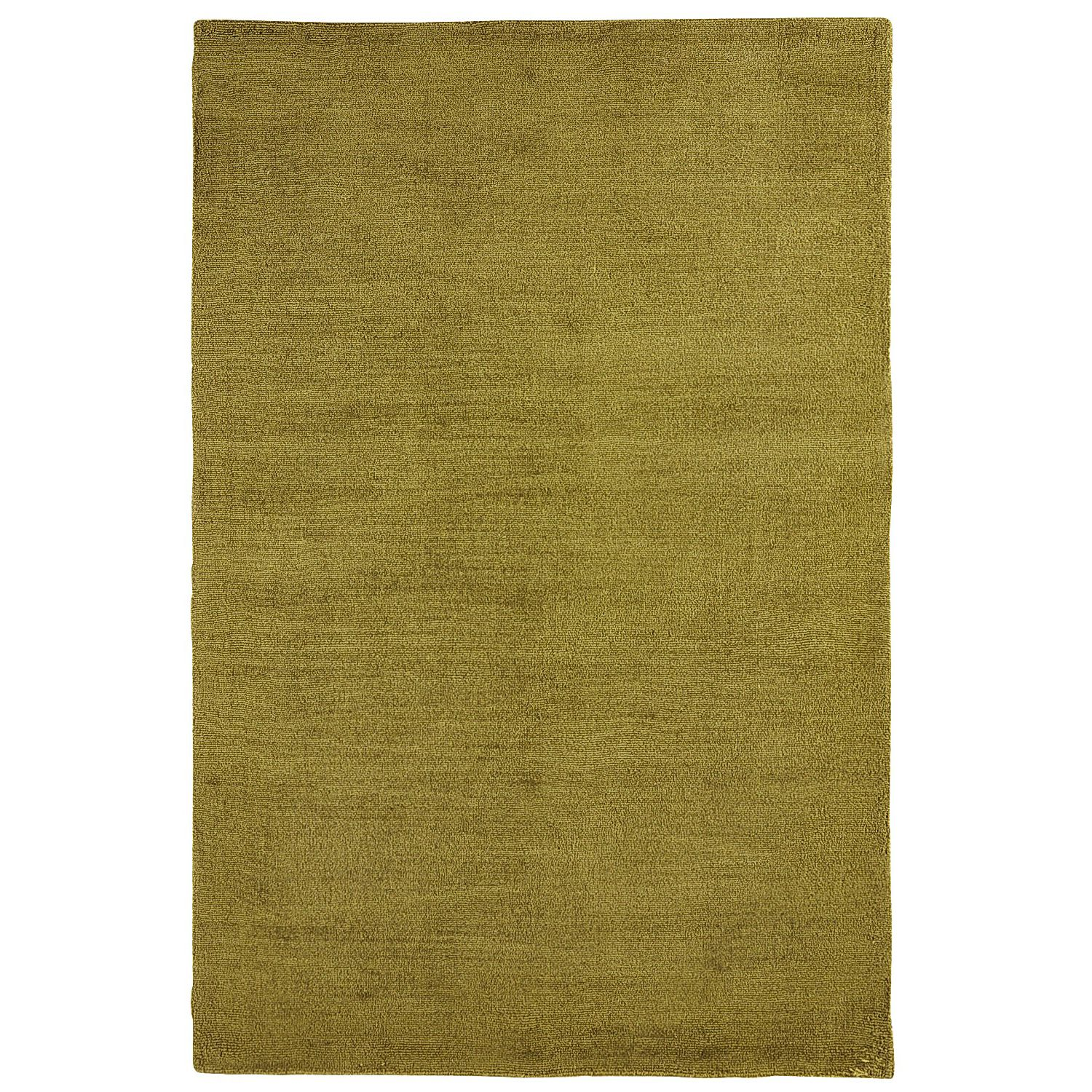 Green Dhara Solid Rug - Moss 8x10 - Outdoor