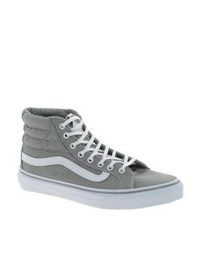vans hi sk8 grey