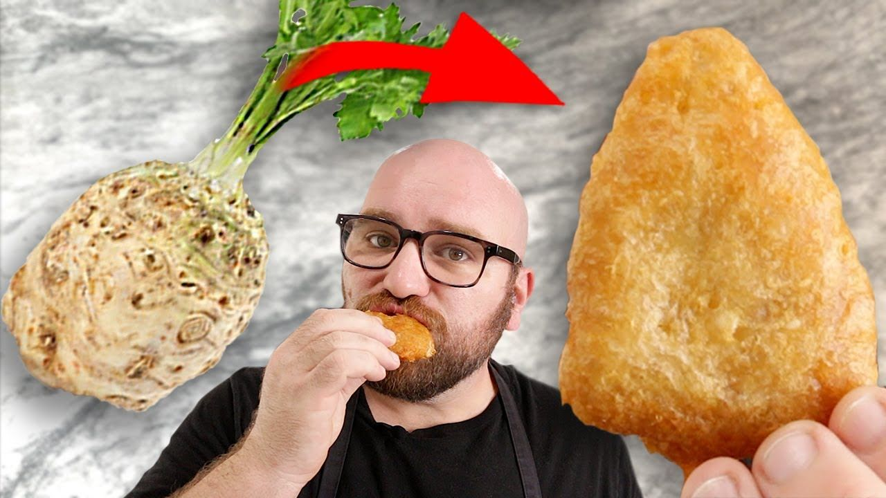 I Tried To Make The Vegan Fish N Chips Out Of Celery Root Thing Youtube In 2020 Vegan Fish And Chips Vegan Fish Celery Root