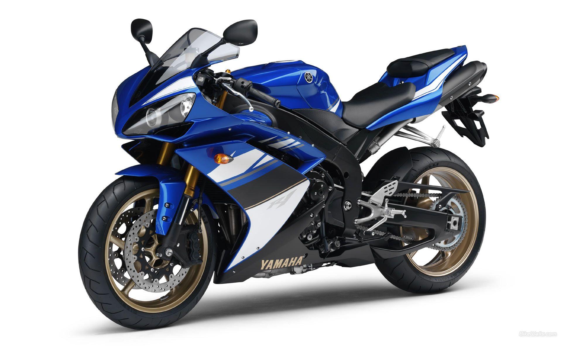 Yamaha YZF-R1 (2008) | YAMAHA R1/YZF-R1 1998-2016 | Pinterest