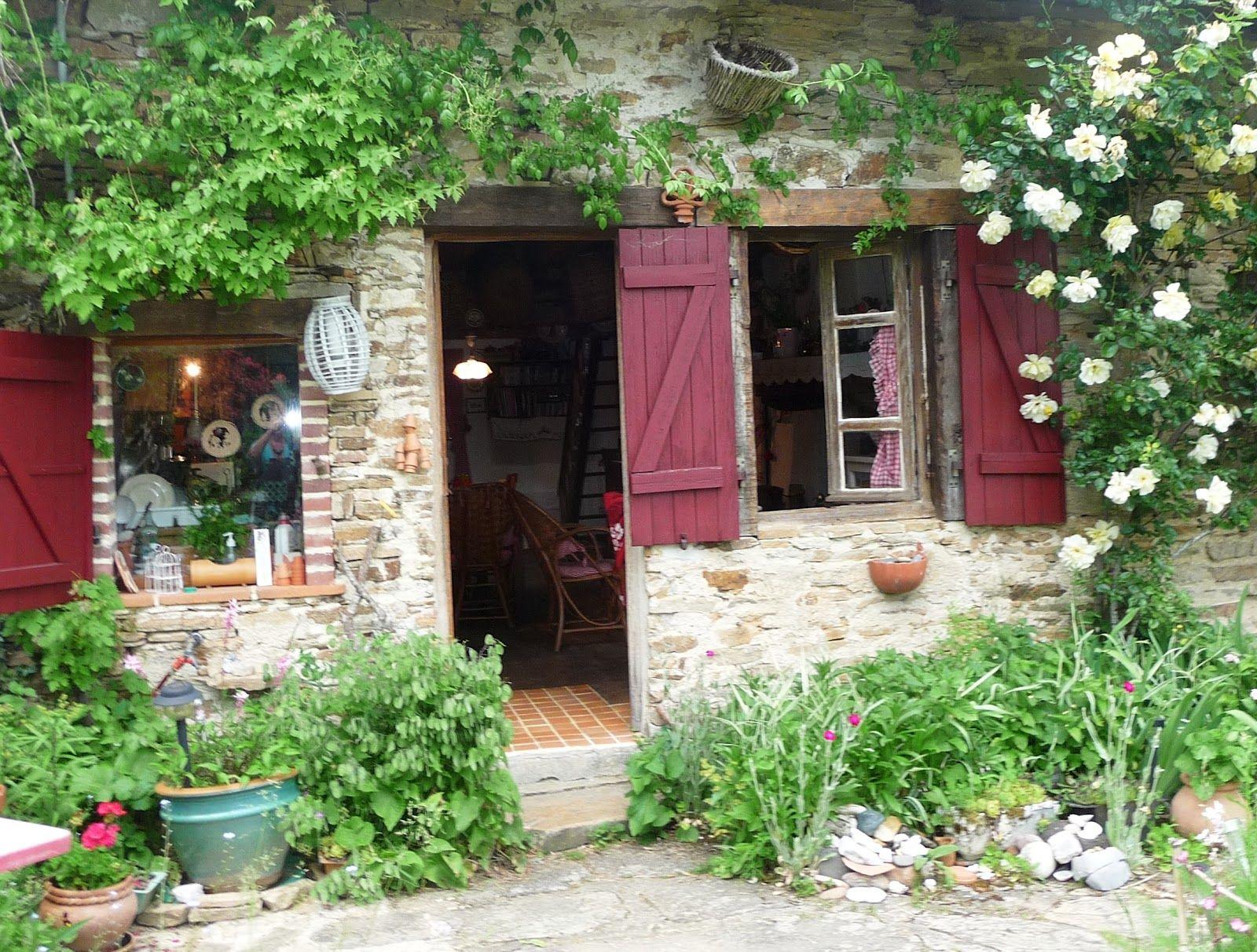 French Windows French Country Garden Country Garden Decor