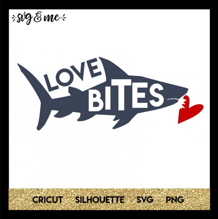 Download Shark Love Bites | Love bites, Valentines for boys ...