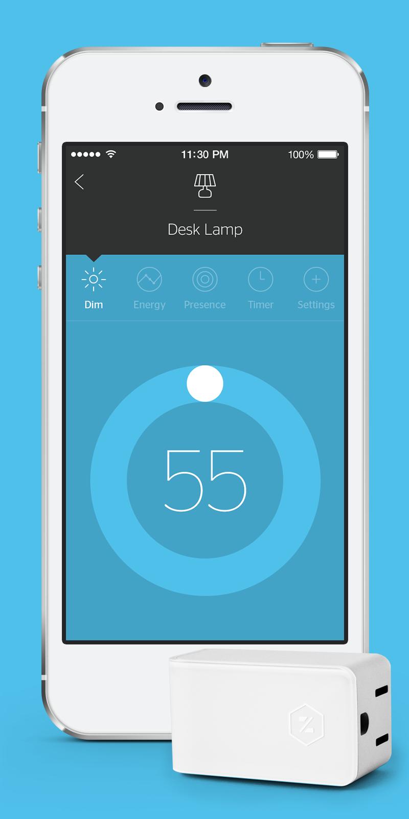 // Zuli Smartplugs - Object Dimmer