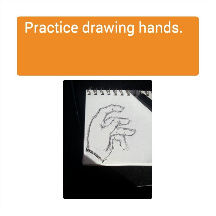 Note to self: It doesn't hurt to sketch and practice. Use Creativity Cards app more often!